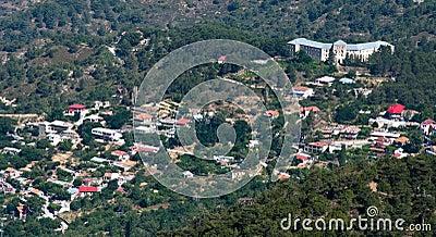 Prodromos mountain Village , Cyprus