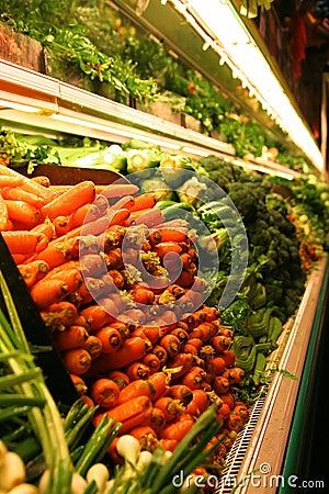 The Produce Aisle