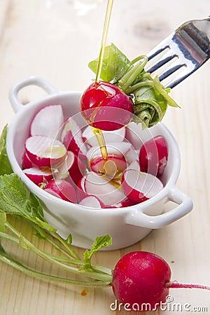 Free Product From The Garden, Fresh Radish Stock Photos - 29874243