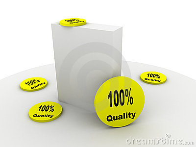 Product with quality