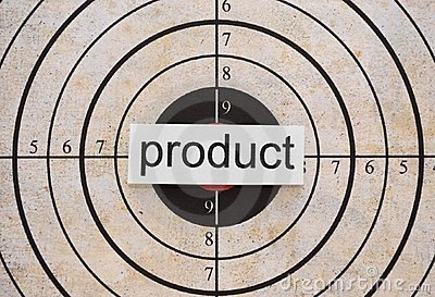 Product target