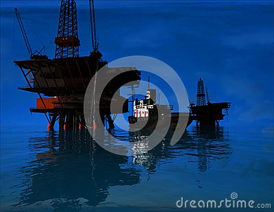 Production of petroleum