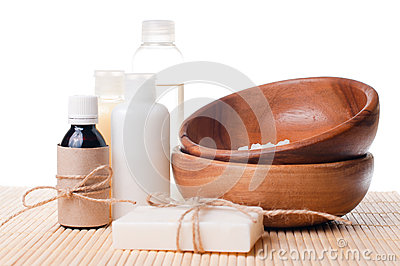 Products for spa, body care and hygiene