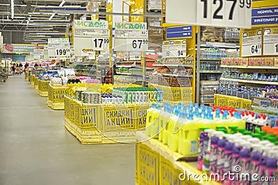 Produits D 39 Entretien De M Nage Dans Le Supermarch