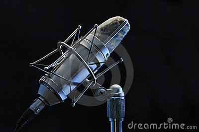 Profesional microphone