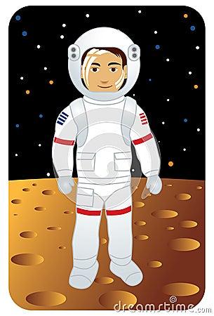 Profession set: Astronaut