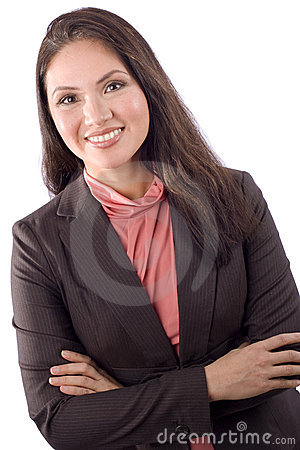 Professional Asian woman