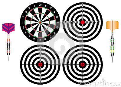 Professional darts