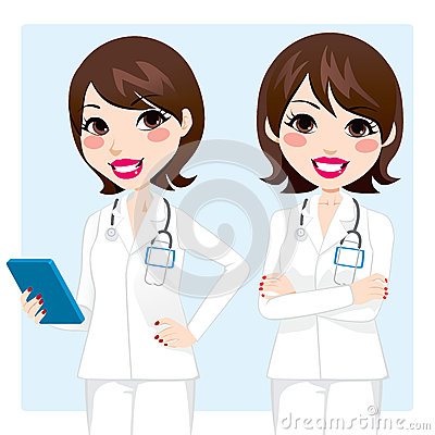 Professional Doctor Woman