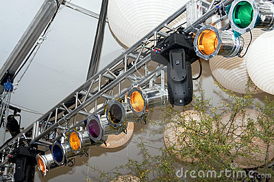 Professional Entertainment Stage Lighting