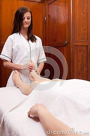 Professional Foot Massage