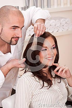 كوافير للانوثة والسحر والجمال متجدد.. professional-hairdre