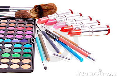 Professional make-up tools