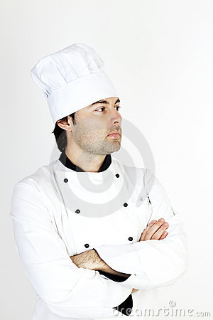Professional male Chef