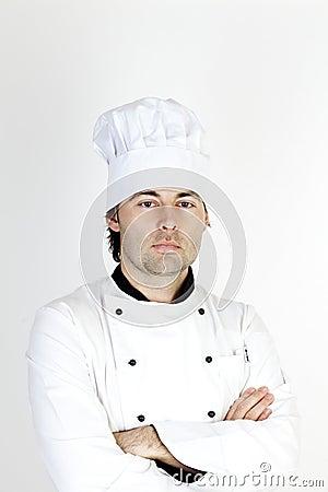 Professional male Chef