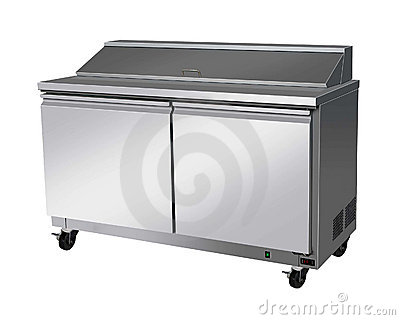 Professional refrigeration chest