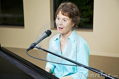 Professional Singer