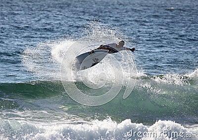 Professional Surfer - Evan Geiselman Editorial Photo