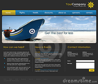 Website Templates Photos, Images, & Pictures - Dreamstime ID:12933