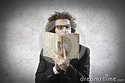 Professor Reading