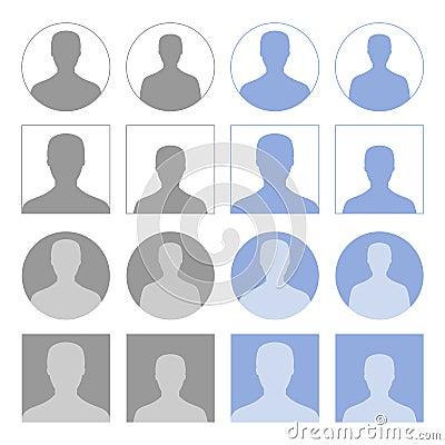 Free Profile Icons Royalty Free Stock Photos - 36115708