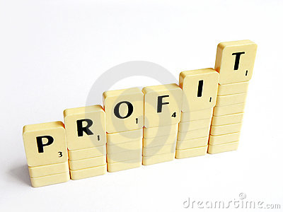 Profit Increasing Concept Stock Images - Image: 6472954