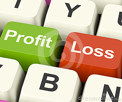 Profit Or Loss Keys