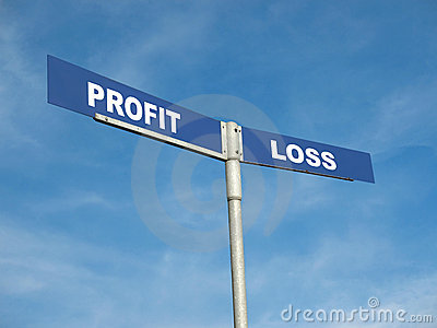 Profit and Loss signpost
