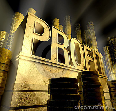 Profit monument