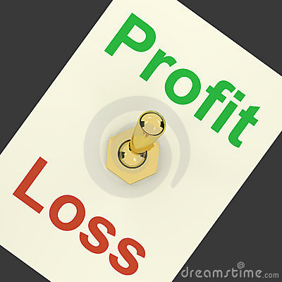 Profit Switch On Representing Earnings