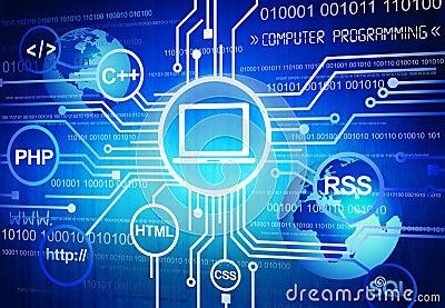 Programación informática en negocio global