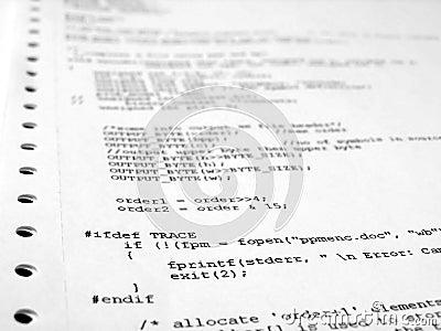 Programma di software
