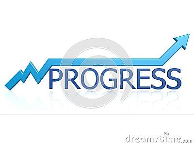 Progress graph