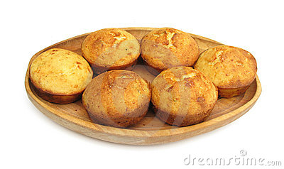 Proja or projara traditional dish of corn bread