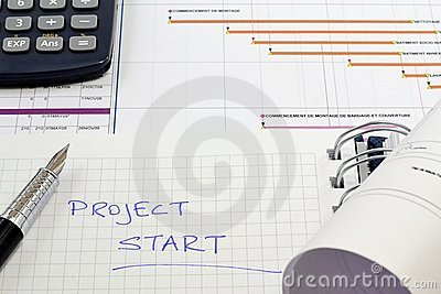 Project management - Construction project planning