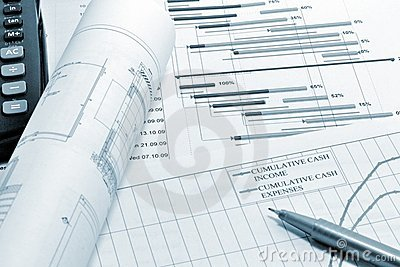Project planning - blueprint