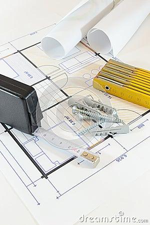 Projecto de construção