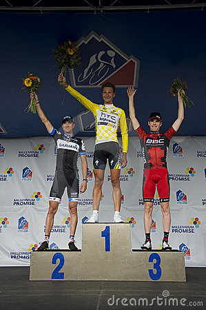 Prologue Podium, USA Pro Cycling Challenge Editorial Photo