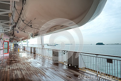 Promenade Deck, Super Star Virgo