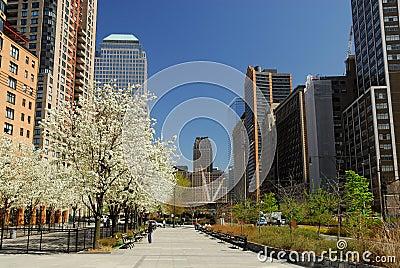 Promenade South in New York