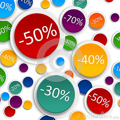 Free Promo Soldes Board Stock Images - 31364274