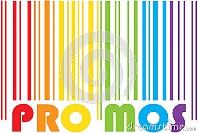 Promotion bar code