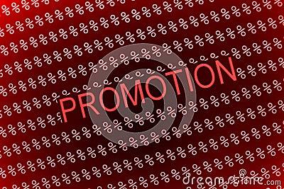 Promotion sale