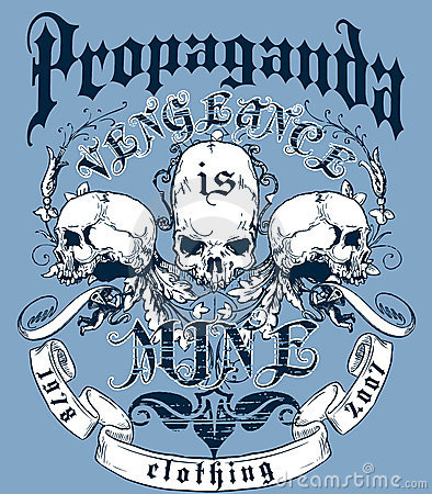Propaganda t-shirt design