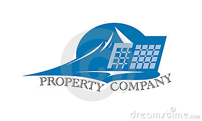 Property Home Office Real Estate Logo Design
