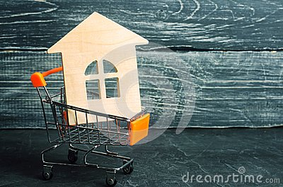 Property investment and house mortgage financial concept. buying Stock Photo