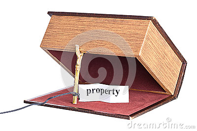 Property trap,  catch