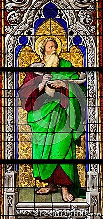 The Prophet Ezekiel
