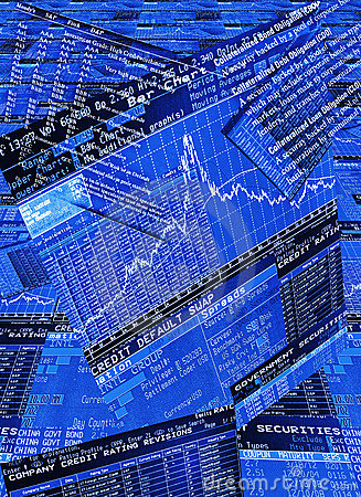 Free Proprietary Trading Desk Royalty Free Stock Images - 21974429