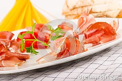 Prosciutto Appetizer